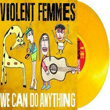 Violent Femmes - We Can Do Anything LP - Limited Gold Vinyl - Sealed - NEW COPY
