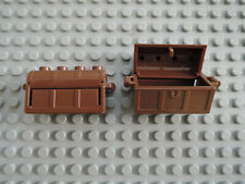 2 Fermetures Antik verrouillable 55 mm joins Coffre à Trésor Coffre Trésor Boîte alt