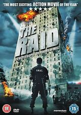 NEW & Sealed The Raid [DVD] [2011]