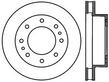 Disc Brake Rotor-4WD Front Right Stoptech 126.66042CSR