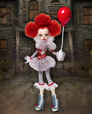 Mattel - IT Pennywise - Monster High - Collector Doll - PREORDER CONFIRMED