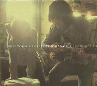PETE YORN & SCARLETT JOHANSSON Break Up 2009 13-track digipak CD NEW/SEALED and