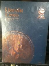 1909 - 1940 Lincoln Wheat Penny Lincoln 1c Cent Collection W/ Book Set