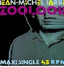 """Jean-Michel Jarre Zoolook Rare 1984 French 4-track 12"""""""