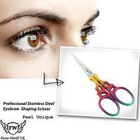 Eyebrow Scissors Stainless Steel Hair Removal Trimmer Sharp Clipper eyelash