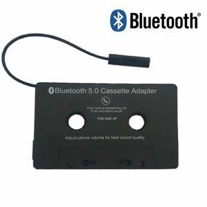 Ion Audio Cassette Adapter Receiver für Cassettendeck mit Bluetooth Schwarz