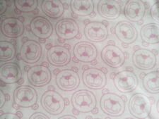Brand New Teddy Bear Print Fabric