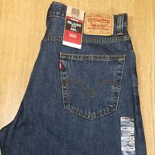 LEVI'S 550 Jeans RELAXED FIT 36x36 Med Stonewashed 2008 Vintage  NEW NWT  071419
