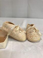 Vintage Kaco Baby Shoes Infant Size O