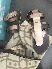 Vivienne Westwood Melissa Gladiator Sandals Blush Sixe 35-36 Uk 3 Bnib £95