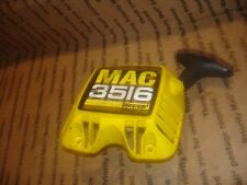 McCulloch 3516 Mac 35cc recoil  chainsaw part only