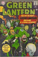 Green Lantern #46 VG/F