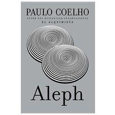 Aleph by Paulo Coelho 2012 SC magical longing