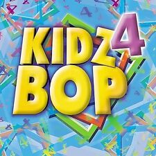 Kidz Bop, Vol. 4 by Kidz Bop Kids (Aug-2003, Razor & Tie) NEW CD