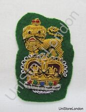 General Staff Officer Beret Badge Green R1103