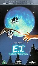 ET - The Extra-Terrestrial (VHS, 2002)
