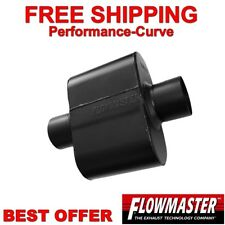 "Flowmaster Super 10 Series Muffler 2.5"" C/C 842515"