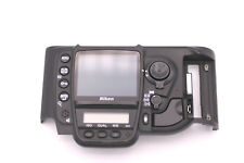 Nikon D2H Rear Back Cover with LCD Screen Replacement Repair Part