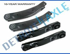 All (4) Brand New Front Upper & Lower Control Arms 1999-2004 Jeep Grand Cherokee