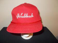 VTG-1990s Hirschbach Motor Lines trucks fruit produce delivery man hat sku15
