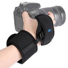 Neoprene Nylon Camera Hand Wrist Grip Strap for Canon Nikon SLR DSLR Camera