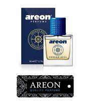 Areon Luxus Auto Parfüm Lufterfrischer Verano Azul 50 ml für Auto, Büro & Zuhaus