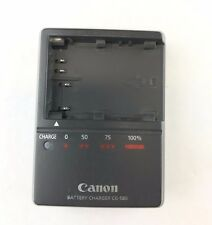 Genuine Canon CG-580 Battery Charger ONLY for BP-511A  BP-508  BP-514 - USED