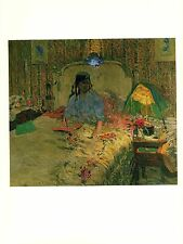 """1974 Vintage VUILLARD """"LA COMTESSE DE NOAILLES"""" LOVELY COLOR offset Lithograph"""