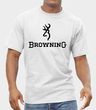 Browning Guns Shotguns Hunting Rifles Firearms Men t-shirt
