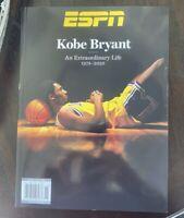 ESPN MAGAZINE KOBE BRYANT AN EXTRAORDINARY LIFE 1978-2020 SPECIAL ISSUE