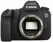 Canon EOS 6D Digital SLR Camera Body Kit Full Frame 20.2 MP WiFi 8035B002