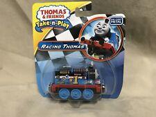 Thomas Tank Engine Metal Diecast Train Take Along N Play Racing Thomas 2015