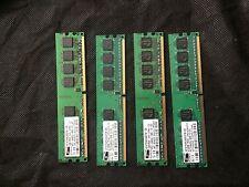 ProMOS V916764K24QCFW-G6 ( DDR2 PC2-6400U 800MHz DIMM 240-pin) Memory 3GB