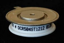 High Voltage Thyristor, 1200V,680A, Dynex, Drc504St1212, New. 2 pcs. available!