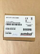 Symbol LS3408-ER20005R Barcode Scanner              A152