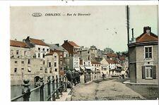 CPA Carte postale- Belgique- Charleroi- Rue du Déversoir -1912-VM 28883ha