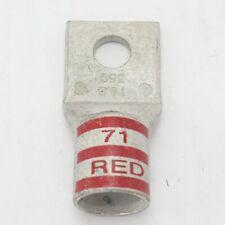 Thomas Amp Betts 54115 Red Die 71 12 Bolt 350 Mcm Crimp Compression Lug Copper