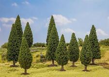 Faller 181527 HO 10 Fir trees, sorted #new original packaging