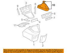 TOYOTA OEM 03-08 Matrix Front Center Console-Shift Boot 5880812220B0