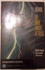 Batman Dark Knight Returns collects 1 2 3 4 rare seventh printing 1986 tp