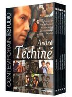 Coffret André Téchiné FRENCH DVD : J'embrasse pas / Hôtel des Amériques SEALED