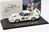 Porsche 911 Turbo S LM GT #46 24h LeMans 1993 Röhrl, Stuck, Haywood 1:43 Spark