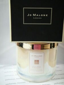Jo Malone London White Moss & Snowdrop Deluxe Candle 600g / 3 WICK Large size