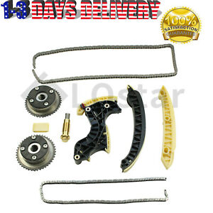 Engine Timing Chain Kit For 2003-2005 Mercedes-Benz C230 W203 L4 1.8L M271