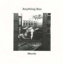 Anything Box: Worth SIGNED PROMO Music CD Claude Lennon McCartney 13trk w/ Art!