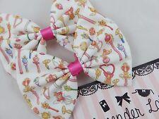 Sailor Moon Hair Bow, Sailor Scout, Moon Stick -- Wand