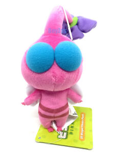"GENUINE Pikmin 3 Winged Flower Stuffed Plush 5"" Little Buddy 1651"