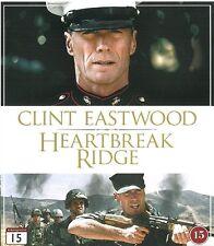 Heartbreak Ridge Blu Ray (Region Free)