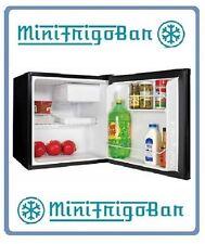 FRIGO da Tavolo Piccolo Frigorifero MiniBar Congelatore per Ufficio in Classe A+
