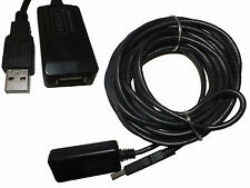 Digitus USB Kabel 5m Aktiv Verlängerung USB A-Stecker zu USB A-Buchse NEU!